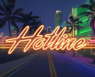 Hotline™ slot preview!
