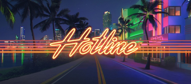 Hotline™ slot!