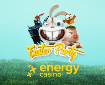 Energy Casino – Easter Party!