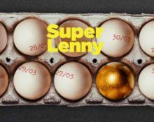 SuperLenny – The Easter Calendar – Part II!