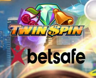 Betsafe – Game of the Week: Twin Spin!
