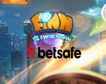 Betsafe – Game of the Week: Finn and the Swirly Spin™!