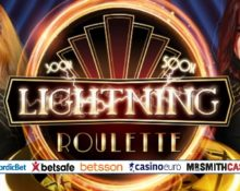 Betsson Group – The €50,000 Lightning Roulette Race!