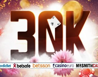Betsson Group – The €30K Spring Cash Chase!