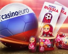 Casino Euro – World Cup 2018 Giveaway | Final Days!