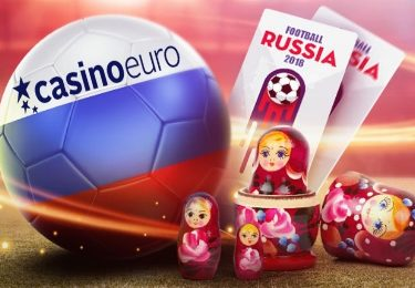 Casino Euro – World Cup 2018 Giveaway!