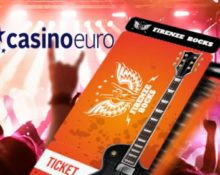 Casino Euro – Mega Rock Your Way To Florence!