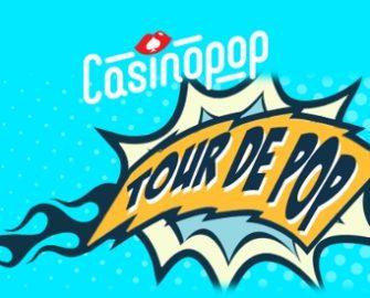CasinoPop – Tour de Pop!