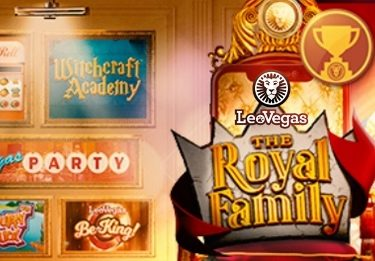 LeoVegas Casino – The Royal Family Giveaway!