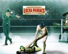 Mr. Green – Lucha Maniacs Prize Drop!
