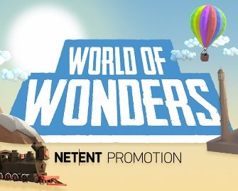 Netent – World of Wonders!