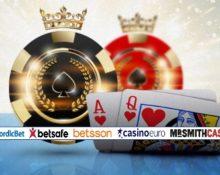 Betsson Group – The €30K Live Casino Quest!