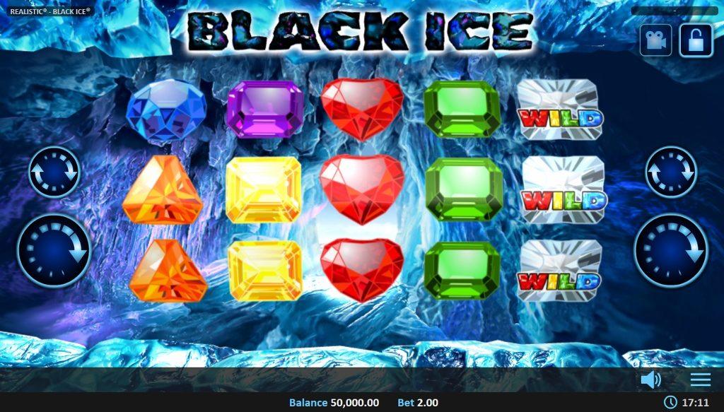 Betsson - Black Ice iPhone X! - NetEnt Stalker