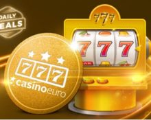 Casino Euro – August Daily Deals | Week 2!