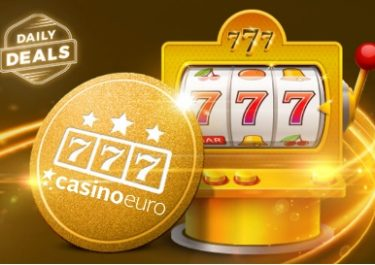 Casino Euro – October Daily Deals | Week 2!