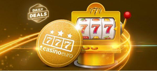 Casino Euro – Daily Deals 2019 | Week 10!
