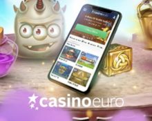 Casino Euro – Grid Slot Mania!