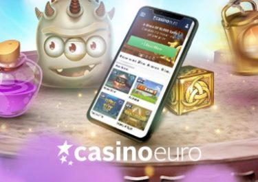 Casino Euro – Grid Slot Mania!