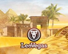LeoVegas – €10K Treasure Hunt!