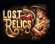 Lost Relics™ slot preview!