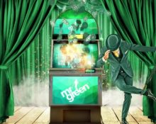 Mr Green – Mystical May Madness!