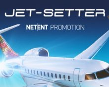 Netent Jet-Setter Promotion!