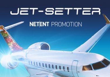 Netent Jet-Setter Promotion | Final Week!