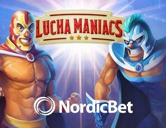 NordicBet – Lucha Maniacs Battle!