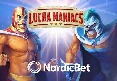 NordicBet – Lucha Maniacs Battle!
