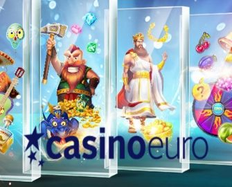 Casino Euro – Free Spins Missions!