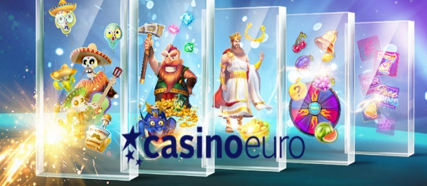 Casino Euro - Free Spins Missions! - NetEnt Stalker