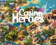 Casino Heroes – Summer Games | Week 2!