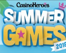Casino Heroes – Summer Games | Final Week!