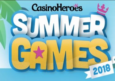 Casino Heroes – Summer Games | Week 5!