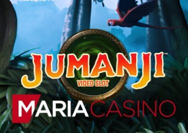 Maria Casino – Win big with Jumanji™!