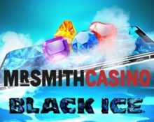 Mr. Smith Casino – Black Ice Race!