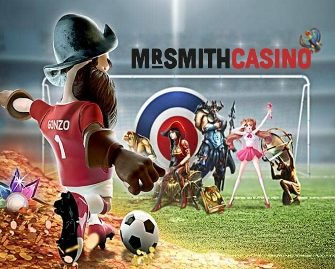 Mr. Smith Casino – World Cup Bonus Spins!