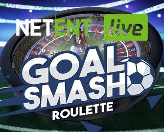 Netent Live – €75,000 Goal Smash Roulette!