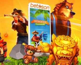 Betsson – €70K Summer Tournament!