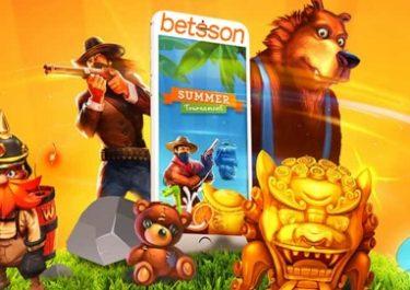 Betsson – €70K Summer Tournament!