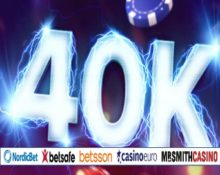 Betsson Group – The €40K Lightning Roulette Cup!