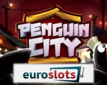 EuroSlots – Penguin Cash Race!