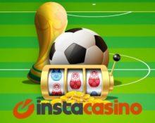 InstaCasino – World Cup Race 2018 | Final Week!