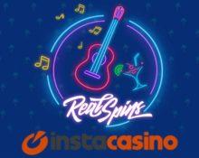 InstaCasino – Summer RealSpins Festival!