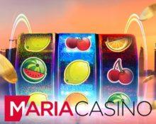 Maria Casino – £20K Summer Spin Tournament!