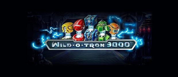 Wild-O-Tron 3000™ slot