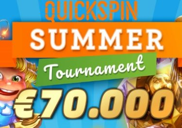 Quickspin – The Big Summer Giveaway!