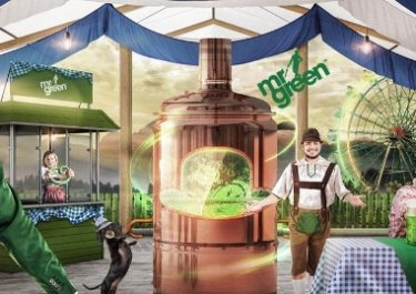Mr Green – Welcome to Mr Green's Wiesn!