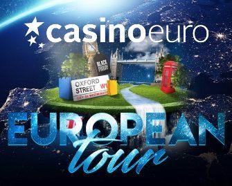 Casino Euro – The European Tour | London!