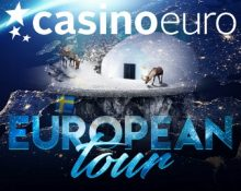 Casino Euro – The European Tour | Sweden!